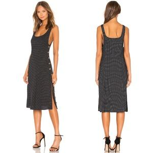 NWOT LPA x Revolve Polka Dot Tank Midi Dress